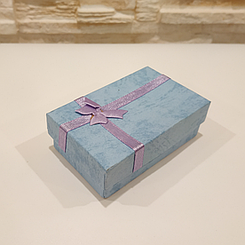 Подарункова коробка для біжутерії
