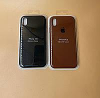 Чехол защитный Silicon Case for iPhone XR