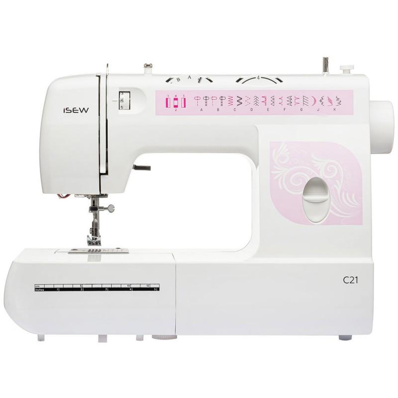 Швейная машина iSew C21