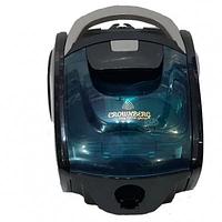Пылесос контейнерный без мешка Crownberg CB-0112 2600 Вт Голубой