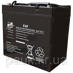 Акумулятор стаціонарний FAAM FHP 12-134, герметична акумуляторна батарея