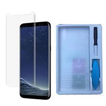 Защитные стекла 3D UV