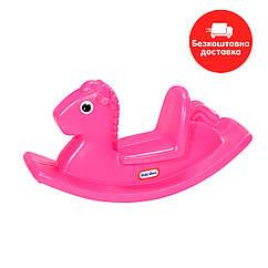 Качалка Веселая лошадка  Little Tikes (розовая) 403C00060