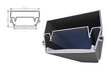 Профіль ALTEZA для натяжних стель - Gamma 50 (2м. п.)