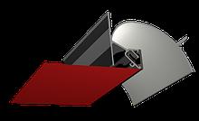 Профіль ALTEZA для натяжних стель - Zeta (2м. п.)