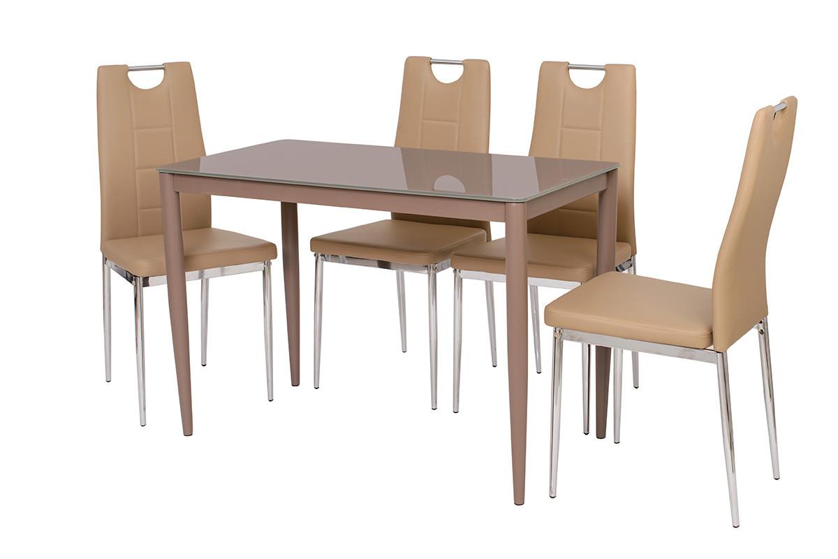 Обідній стіл Т-300-11 мокко
