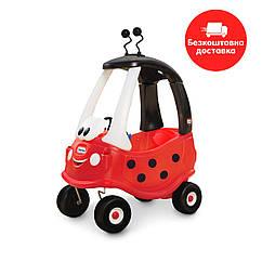 Машинка каталка для детей серии Cozy Coupe Little Tikes - Автомобильчик божья коровка