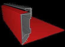 Профіль ALTEZA для натяжних стель - Sigma (без фарбування) (2м. п.)