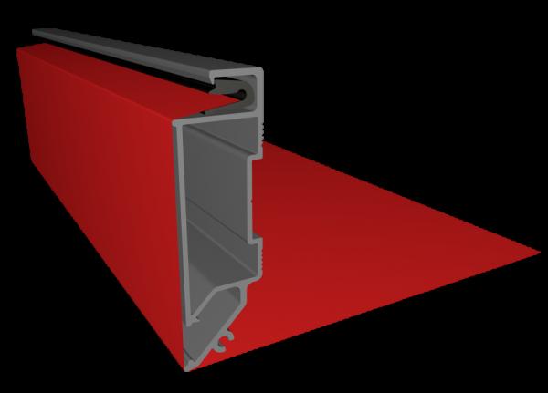 Профіль ALTEZA для натяжних стель - Sigma (пофарбований) (2м. п.)