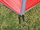 Намет MOUSSON AZIMUT 3 RED, фото 6