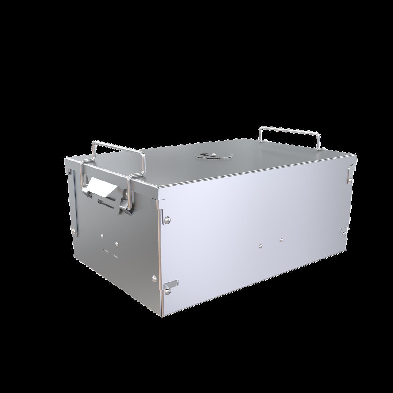 Коптильня розкладна MOUSSON FLEX 8 IBR