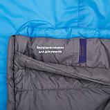 Спальний мішок MOUSSON TOUR R BLUE, фото 6