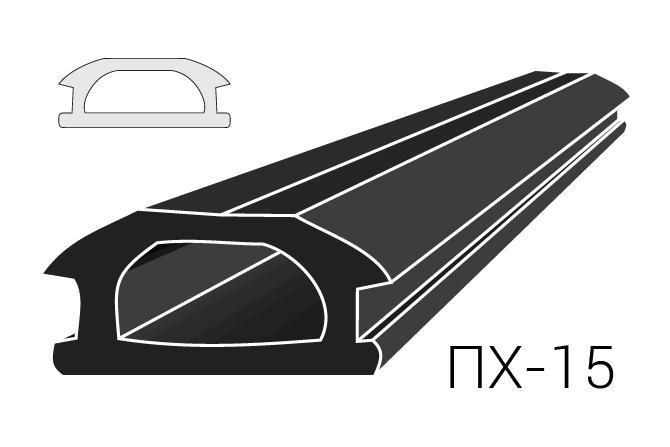 Вставка ALTEZA для натяжних стель - Вставка ПХ-15 (100м.п.)
