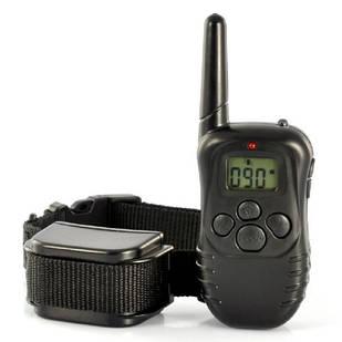 Ошейник электронный для дрессировки собак с пультом ДУ 998D