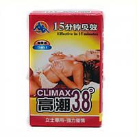 """Возбуждающие капли для женщин """"Климакс 38"""""""