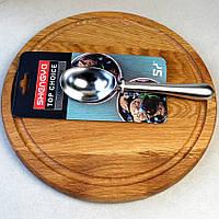 Ложка для морозива з нержавійки HLS 17 см