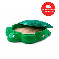Песочница - Веселая Черепаха  Little Tikes 173905E3 Бесплатная доставка!