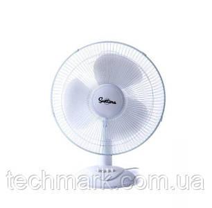 Вентилятор настольный Suntera USDF-677 Белый