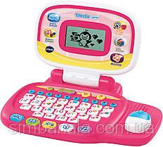 Обучающий детский ноутбук VTech Tote&Go Laptop ping