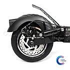 "Електросамокат Crosser T4 AIR 10"" (1000Вт, 12.5 АН, АРР) Електричний складний самокат Кросер, фото 10"