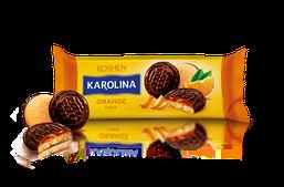 Печенье Roshen Karolina с желейной начинкой со вкусом апельсина 135 г