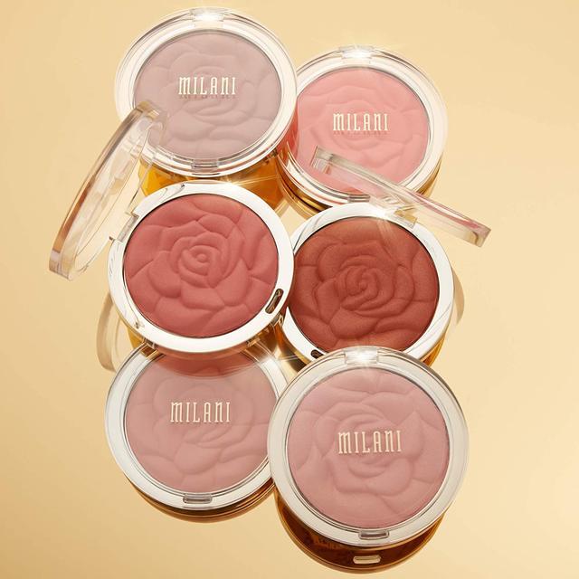 Milani Rose Powder Blush 01 Romantic Rose