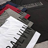 Мужская футболка Calvin Klein CK2490 черная, фото 2