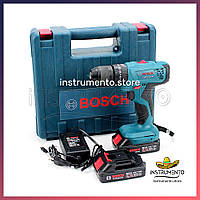 Ударный шуруповерт Bosch GSR 120-24LI (24V 5Ah) Аккумуляторный шуруповерт Бош