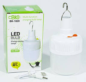 Лампа для кемпинга BK 1820  , 8х13см