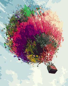 Картини за номерами 40х50 см Brushme Повітряна куля (GX 3355)