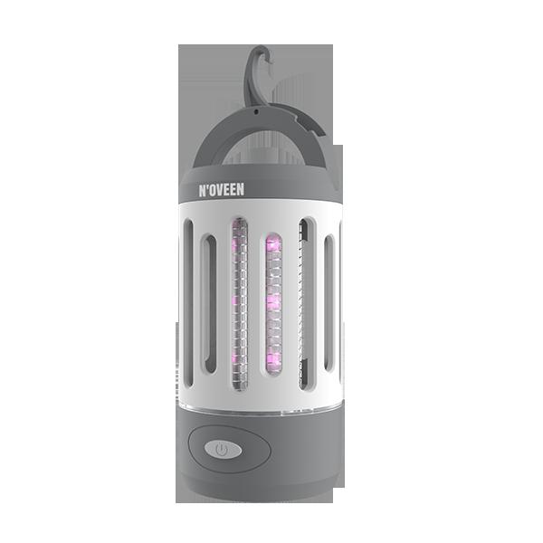 Туристична інсектицидна лампа Noveen IKN851 LED на акумуляторі
