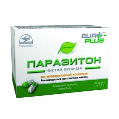 Паразитон чистий організм від паразитів 30кап.