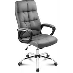 Офисный стул Manager Серый
