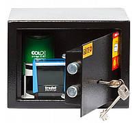 Сейф мебельный GÜTE ЯМХ-15К (ВxШxГ:150x210x170), сейф для дома, сейф для денег, сейф для офиса и документов