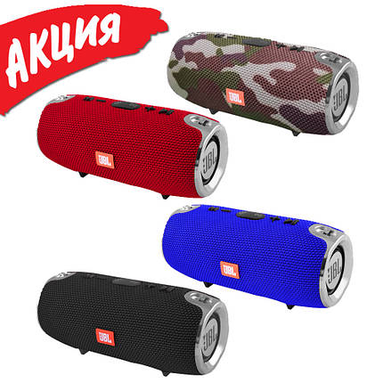 Портативна бездротова Bluetooth колонка JBL Xtreme Mini Переносна Usb Speaker акустика Вологозахищена, фото 2