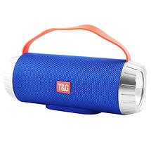 Беспроводная Bluetooth колонка SPS UBL TG501 Переносная портативная Usb Speaker акустика с радио С фонариком, фото 3