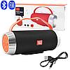 Беспроводная Bluetooth колонка SPS UBL TG501 Переносная портативная Usb Speaker акустика с радио С фонариком, фото 6