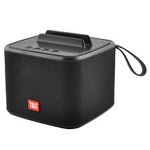 Бездротова Bluetooth колонка SPS UBL TG801 Переносна портативна Usb Speaker акустика Вологостійка з радіо, фото 2