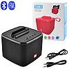 Бездротова Bluetooth колонка SPS UBL TG801 Переносна портативна Usb Speaker акустика Вологостійка з радіо, фото 6