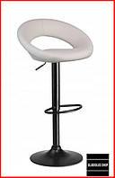 Барный стул Sofotel Forza (бежевый) Стул-хокер Кожаный Барное кресло для Бара Кафе Ресторана Для кухни
