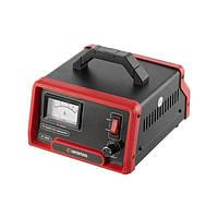 Пристрій зарядний для акумуляторів 12 В, 0-6 А, 4-60 Ач, з трансформатором INTERTOOL AT-3030