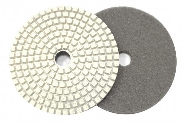Круг алмазний на липучці черепашка d-100 мм Р100