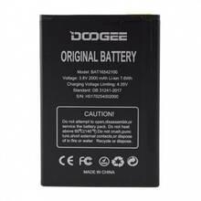 Акумулятор Doogee X9 Mini BAT16542100 2000 mAh