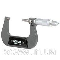 Микрометр 50-75 мм INTERTOOL MT-3043, фото 2