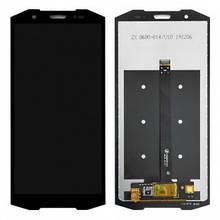 Дисплей Doogee S70, S70 Lite с сенсором (тачскрином) черный Оригинал Китай