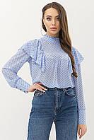 GLEM Блуза Вета д/р, фото 1