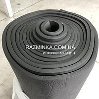 Вспененный каучук 6мм, рулон 30кв.м (материал для звукоизоляции стен)
