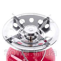 Комплект газовый кемпинговый 5 л. INTERTOOL GS-0005, фото 2