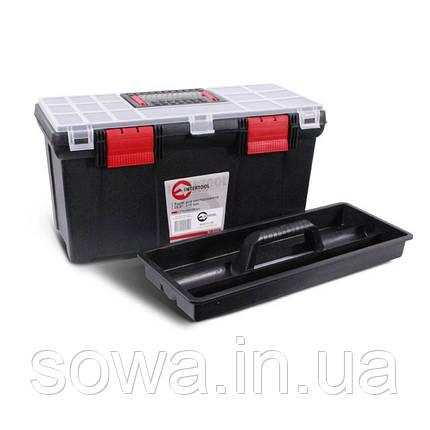 Ящик для инструментов INTERTOOL BX-0205, фото 2