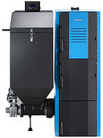 Твердотопливный котел с автоматической подачей топлива Buderus Logano G221A 25kW R